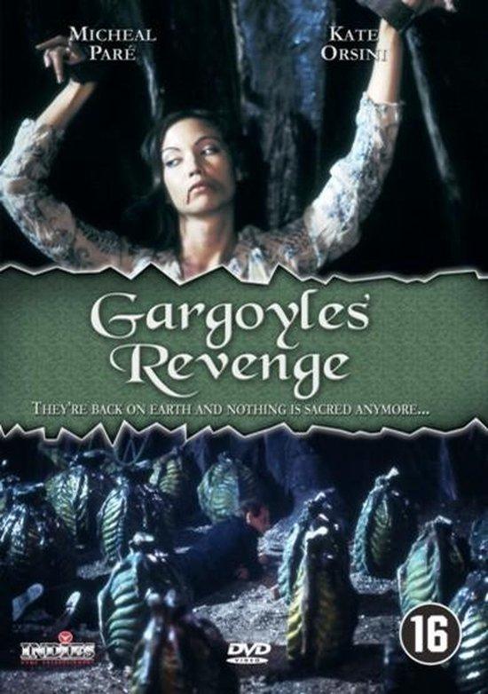 Cover van de film 'Gargoyles Revenge'