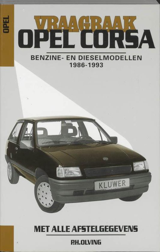 Vraagbaak Opel Corsa - Olving  
