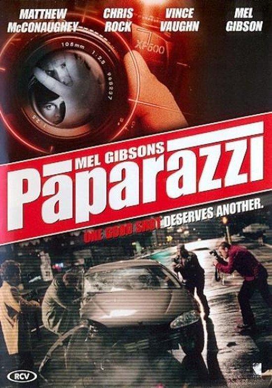 Cover van de film 'Paparazzi'