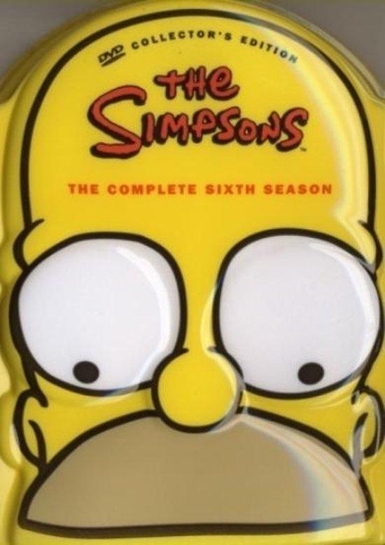 Cover van de film 'Simpsons'