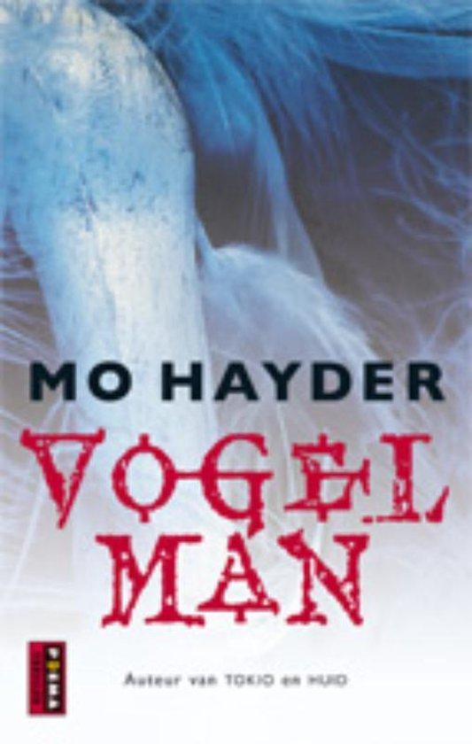Vogelman - Mo Hayder |