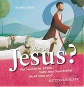 Omslag Wer ist Jesus?