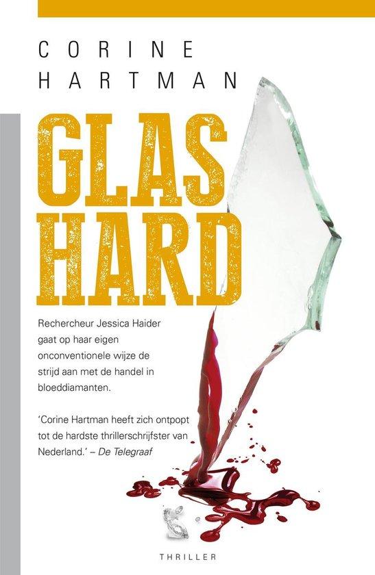 Glas hard - Corine Hartman |