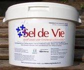Sel de Vie Scrubzout perzik (oranje) 12,5kg