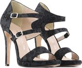 Made in Italia - Sandalen - Vrouw - IRIDE - Black