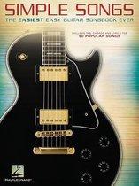 Boek cover Simple Songs van Hal Leonard Publishing Corporati