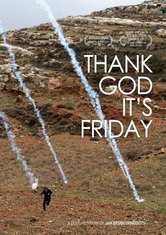 Cover van de film 'Thank God It'S Friday'