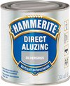 Hammerite Direct Over Aluzinc Zilvergrijs 750ML