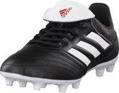 adidas Copa 17.3 FG  Voetbalschoenen - Maat 41 1/3 - Mannen - zwart/wit/rood