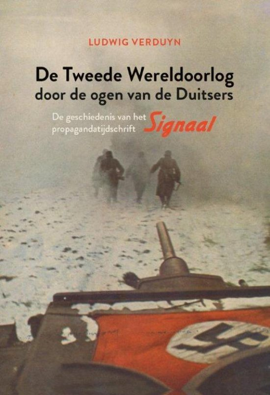 de tweede wereldoorlog door de ogen van de Duitsers - Ludwig Verduyn  