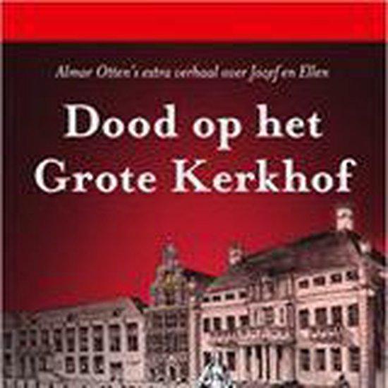 Dood op het Grote Kerkhof - A. Otten |