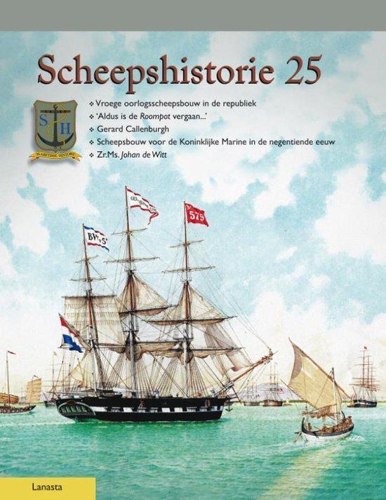 Scheepshistorie 25 - Scheepshistorie - none |