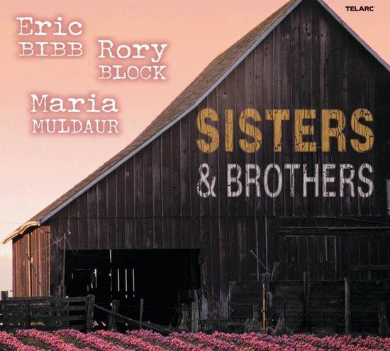 Bol Com Sisters And Brothers Eric Bibb Cd Album Muziek