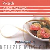 6 Concerti A Due Violoni