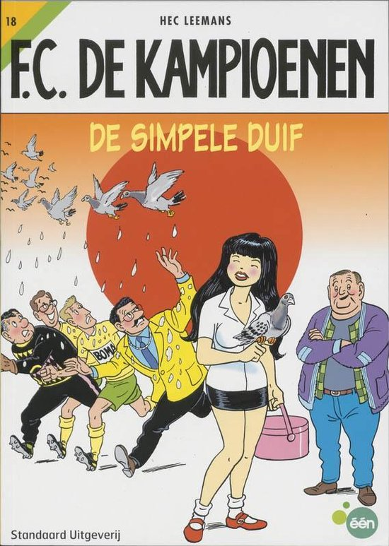 De Kampioenen 18 De Simpele Duif - Hec Leemans pdf epub