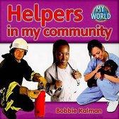 Helpers in my community - Communities in My World