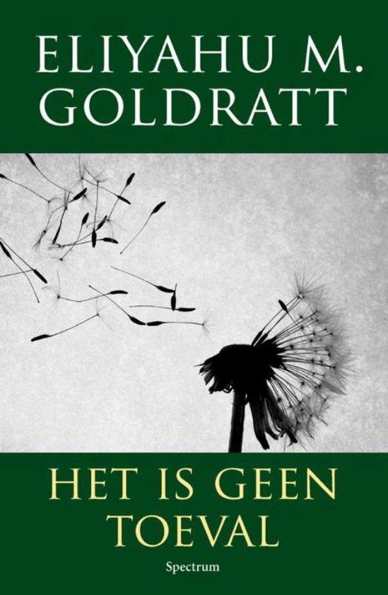 Het is geen toeval - Eliyahu M. Goldratt |