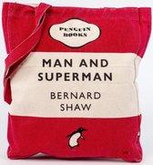 Book Bag - Man and Superman