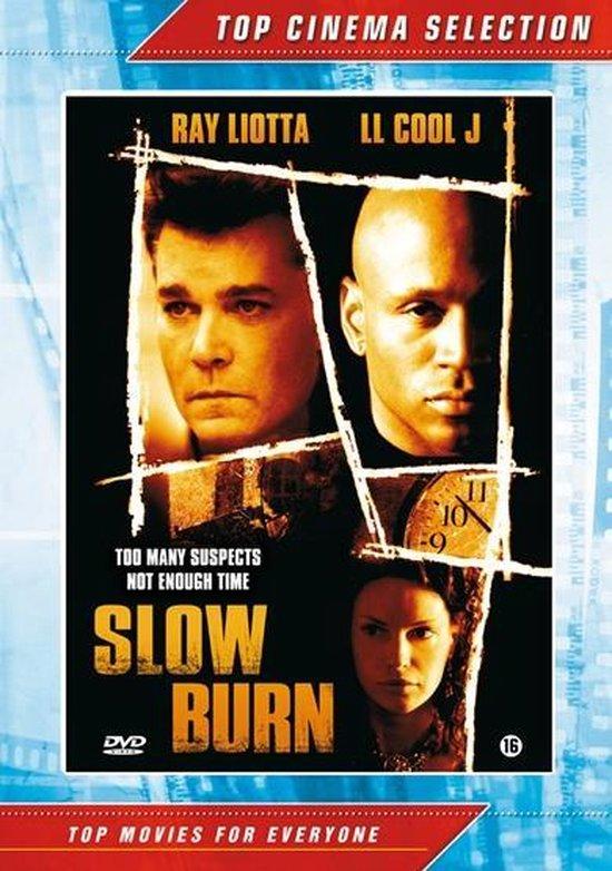 Cover van de film 'Slow Burn'