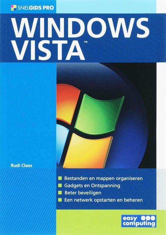 Windows Vista - Rudi Claes | Fthsonline.com