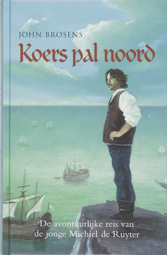 Koers Pal Noord - John Brosens |
