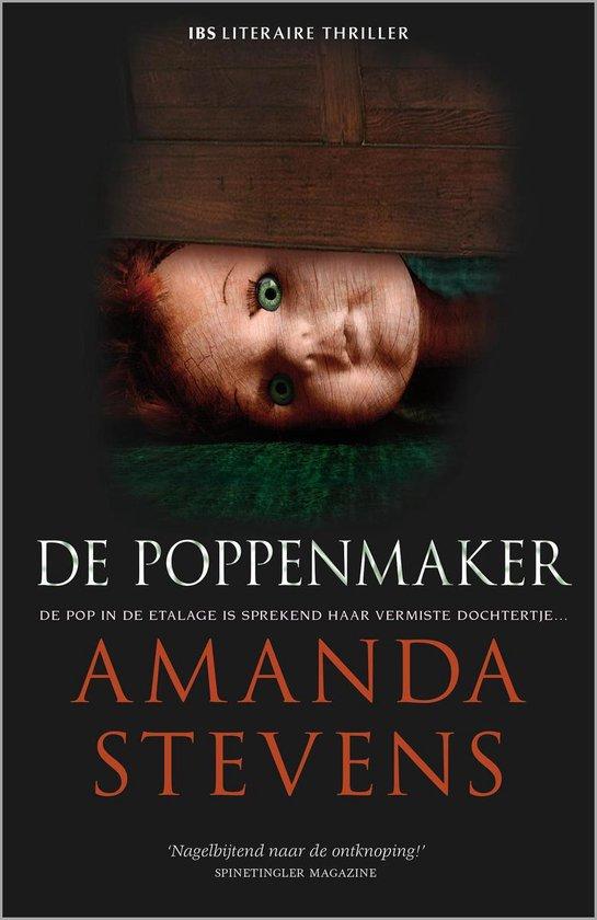 De poppenmaker - Amanda Stevens |