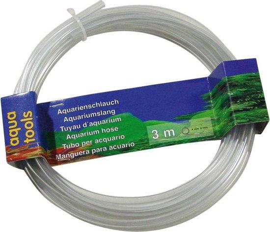 Ebi Luchtslang - Transparant - 0.4/0.6 cm - 3 m
