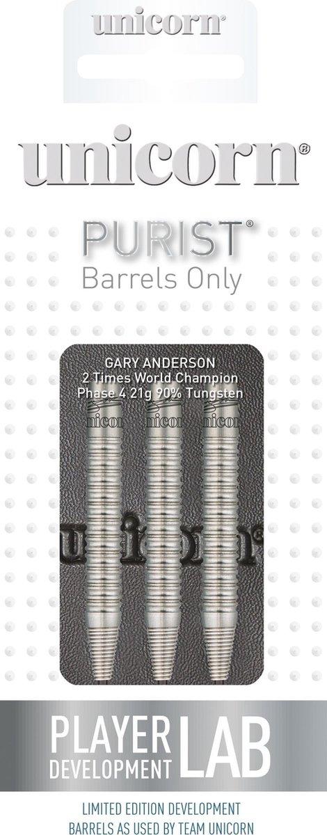 Unicorn Gary Anderson W.C. Phase 4 90% - 25 Gram