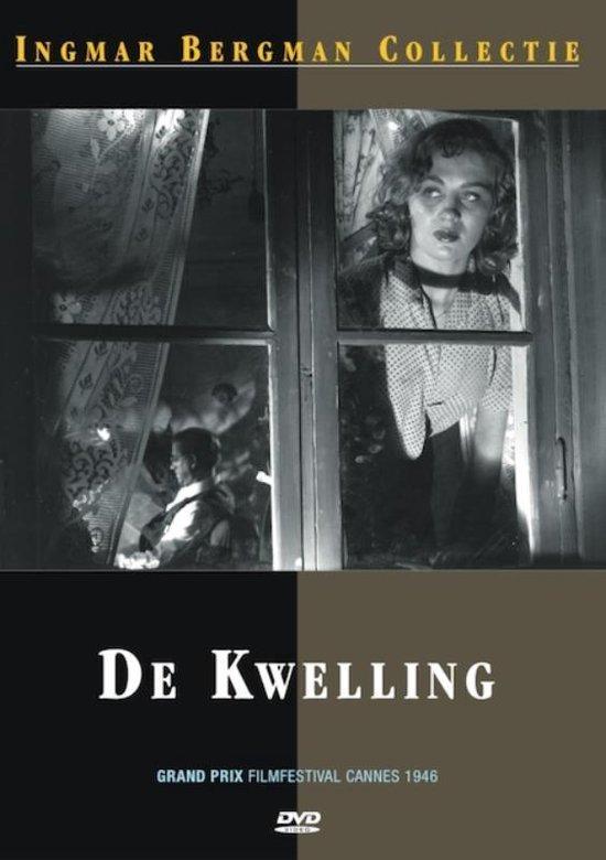 Cover van de film 'De Kwelling'