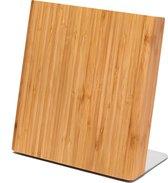 Latalis magnetisch messenblok van Bamboe hout | Magnetische messenhouder van hout zonder messen | Messenblok magneet Perfect voor een opgeruimde keuken!