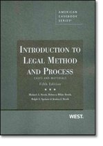 Introduction to Legal Method and Process