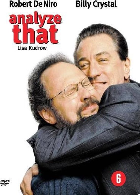 Cover van de film 'Analyze That'