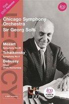 Mozart: Symphony No. 39; Tchaikovsky: Symphony No. 4