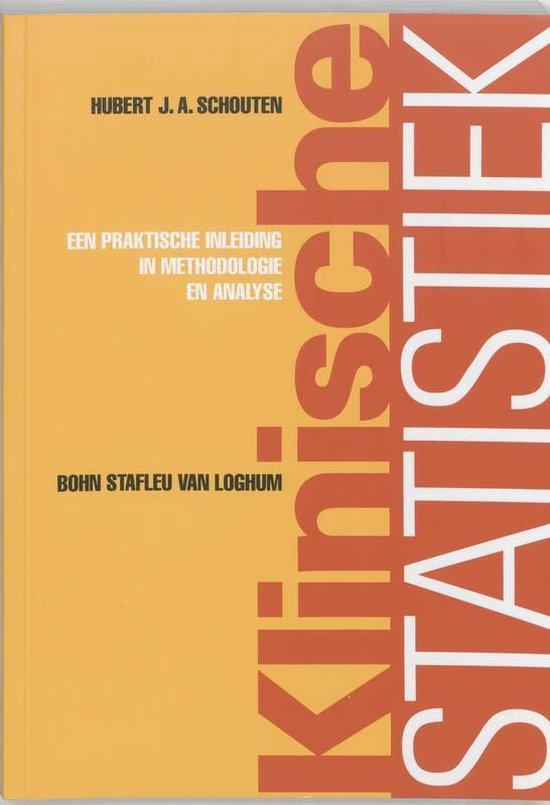 Klinische statistiek - Maastricht University |