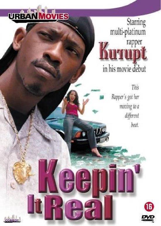 Cover van de film 'Keepin' In Real'