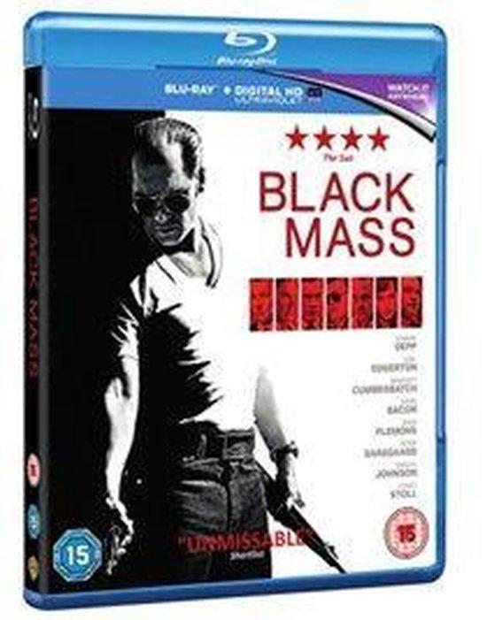 Black Mass (Blu-ray) (Import)