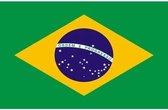 Braziliaanse vlag, vlag van Brazilië 90 x 150