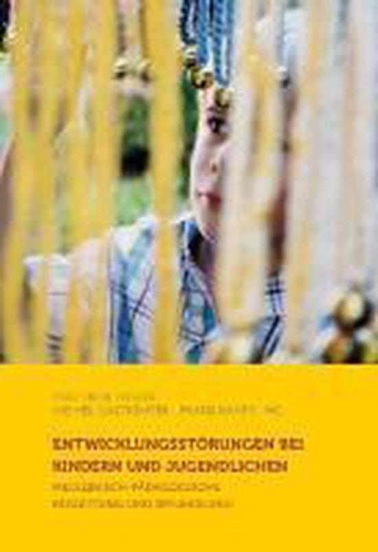 Boek cover Entwicklungsstörungen bei Kindern und Jugendlichen van  (Paperback)