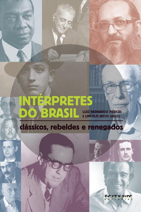 Boek cover Intérpretes do Brasil van Lincoln Secco (Onbekend)