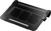 Cooler Master Notepal U3 Plus Laptop koeler Zwart