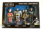 BATMAN - Bendable Figures - Masked Heroes Set 4 Pces