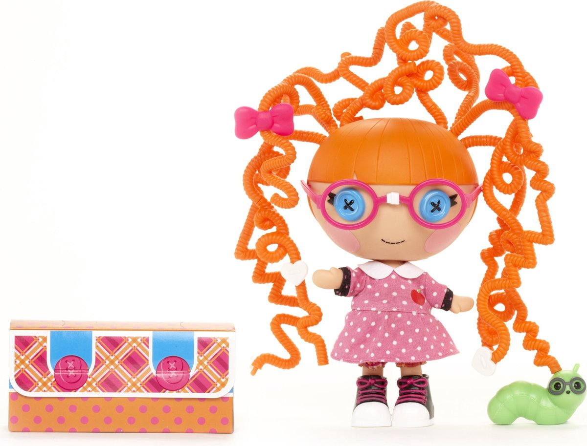 Lalaloopsy Littles Silly Hair - Specs Reads-a-Lot