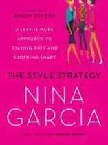 Boek cover The Style Strategy van Nina Garcia