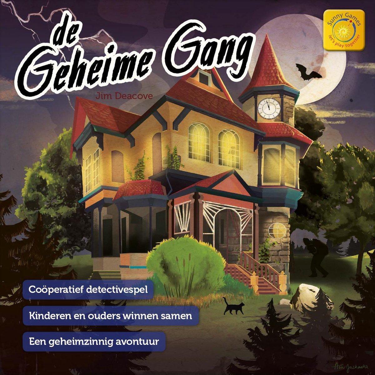 bol.com | De Geheime Gang | Games