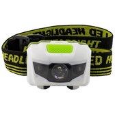 Spatwaterdichte Mini LED Hoofdlamp - Hoofd Zaklamp - Koplamp Zaklantaarn - Fietslamp - 160 Lumen