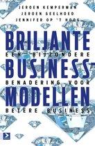 Boek cover Briljante businessmodellen van Jeroen Kemperman (Hardcover)