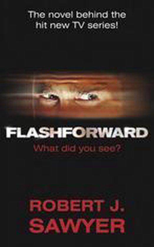 Boek cover FlashForward van Robert J. Sawyer (Onbekend)