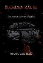 Een Bennet & Rowley mysterie 2 -   Bloeden zal je