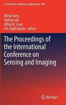 The Proceedings of the International Conference on Sensing and Imaging
