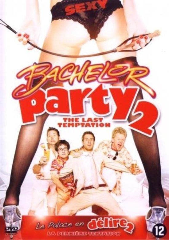 Cover van de film 'Bachelor Party 2 - The last Temptation'